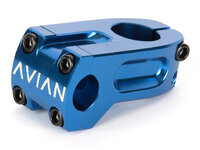 Avian Scorcher Front Load Stem 1-1/8in / Blue / 60mm