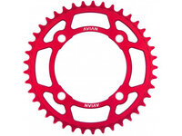 Avian 4 Bolt Chainring / Red / 50T