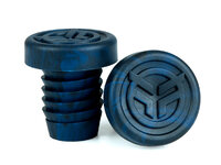 Federal Rubber Bar Ends / Midnight Blue