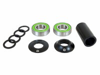 Federal Mid Bottom Bracket / Black / 22mm