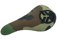 Federal Slim Pivotal Logo Seat / Camo With Raised Black Stitching