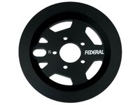 Federal AMG Guard Sprocket / Black / 25T