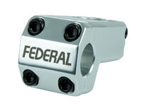 Federal Element Front Load Stem - Silver 50mm Reach / Silver / 50mm