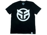Federal Logo T-Shirt / Black / L
